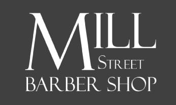 Mill Street Barber Shop logo