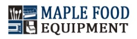 Maple Food Restaurant Equipment logo