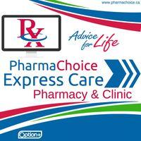 PharmaChoice Express Care logo