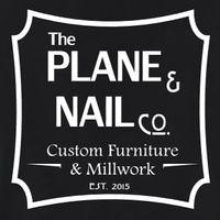 The Plane & Nail Co logo