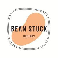 Bean Stuck Designs logo