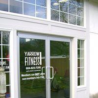 Yarrow Fitness logo