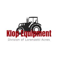 Klop Equipment logo