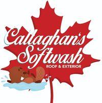 Callaghan's Softwash logo