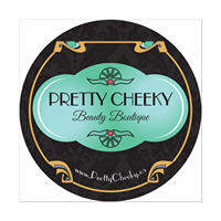 Pretty Cheeky Beauty Boutique logo