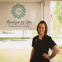 Boutique39 Spa logo