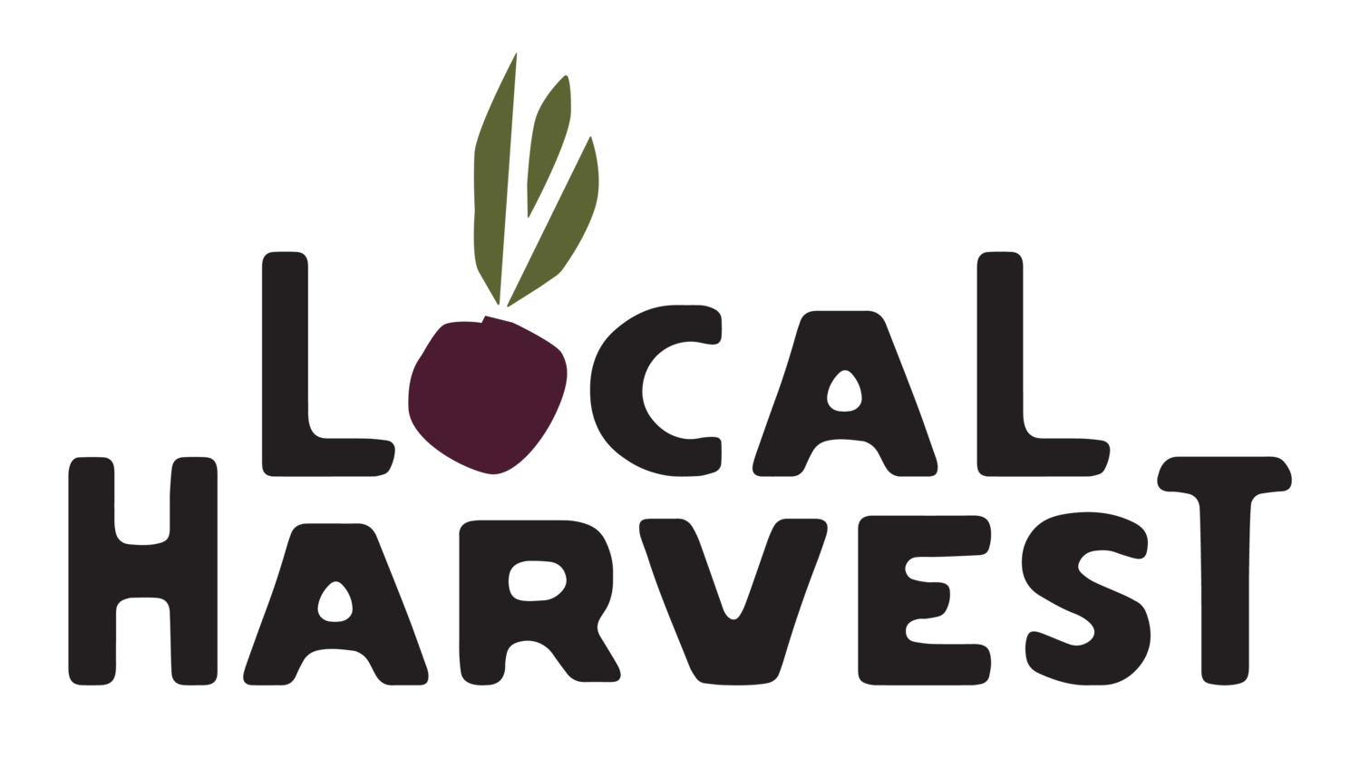 Local Harvest Market logo