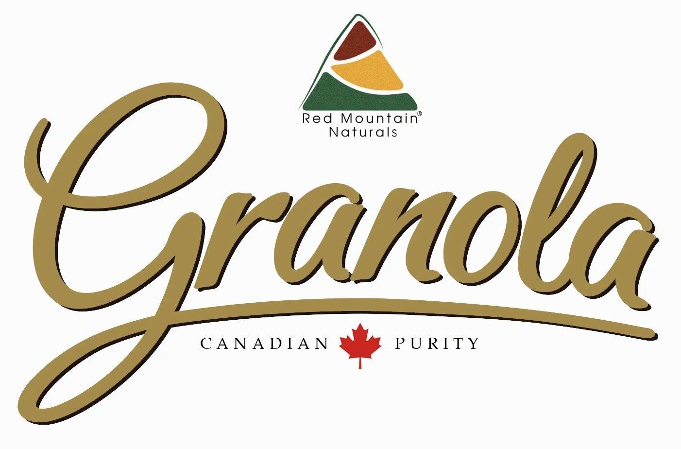 Red Mountain Naturals Granola logo