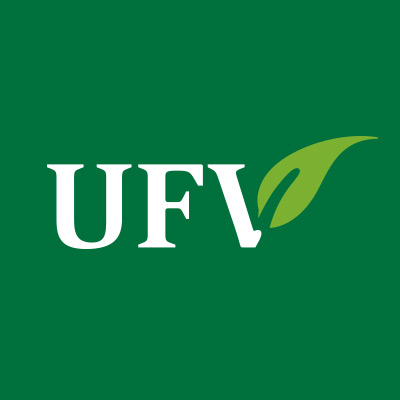 UFV Chilliwack campus at Canada Education Park logo