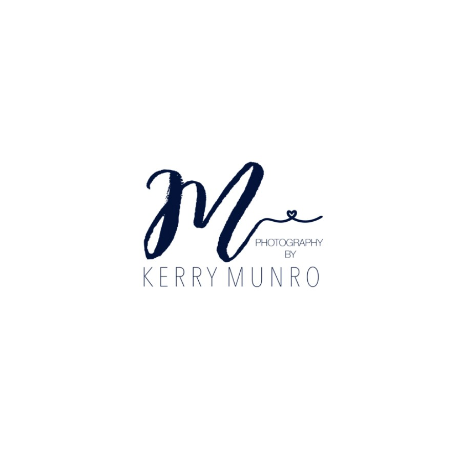 Photography by Kerry Munro logo