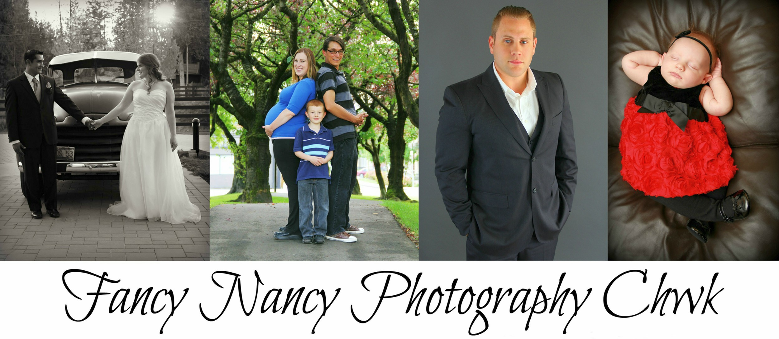 Fancy Nancy Photography Chwk logo