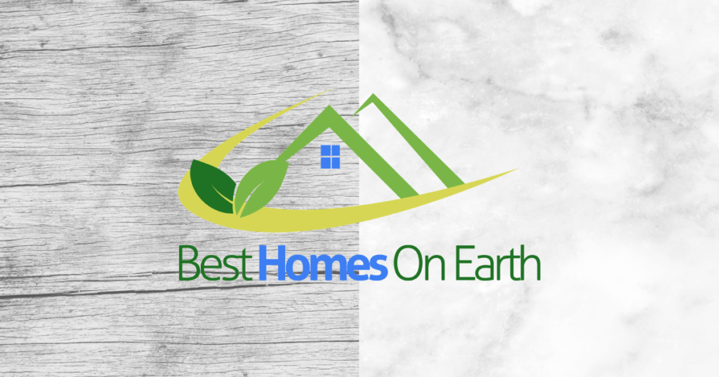 The Best Homes on Earth Team logo