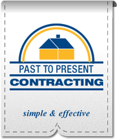Past to Present Contracting logo
