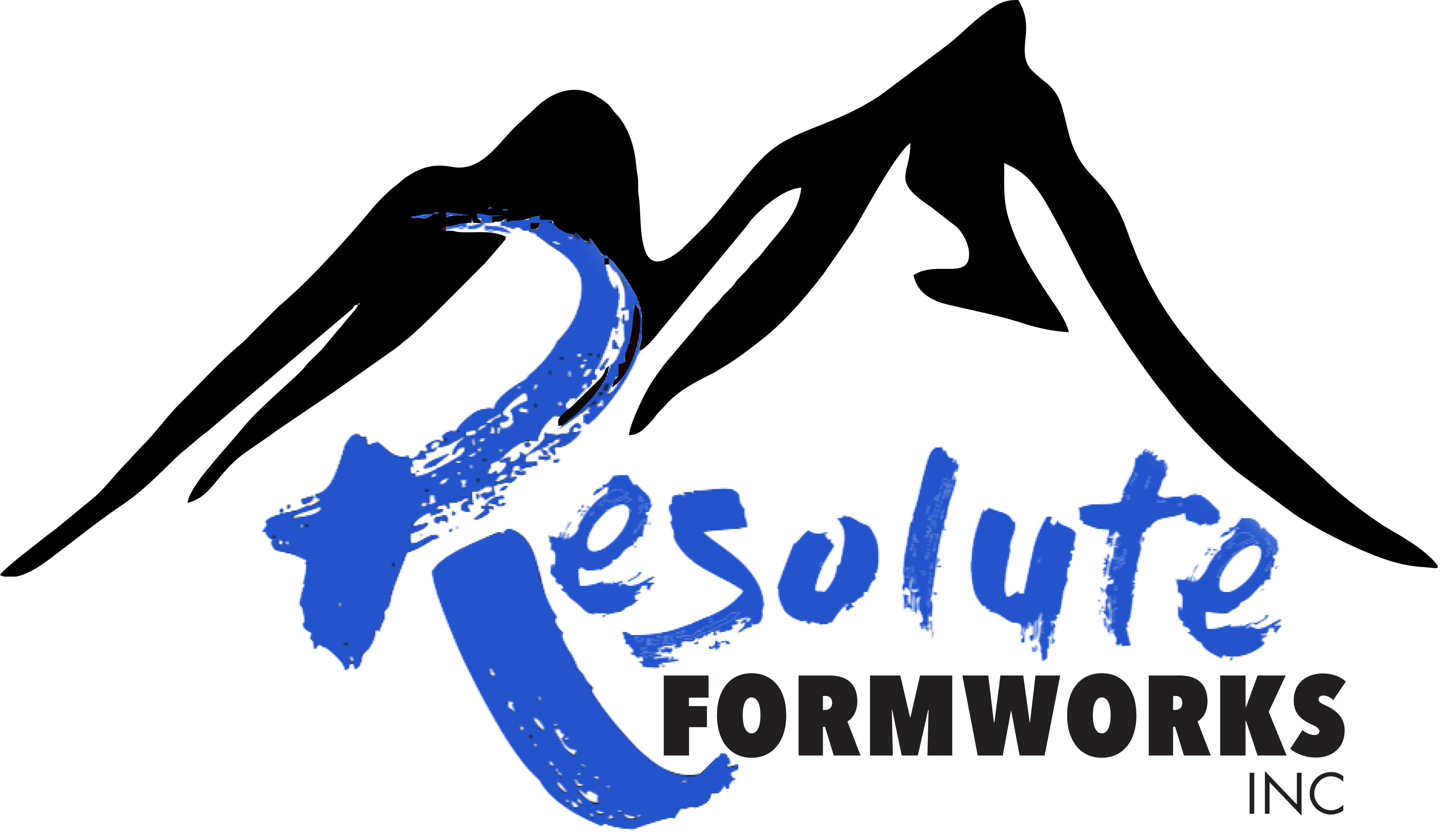 Resolute Formworks Inc logo