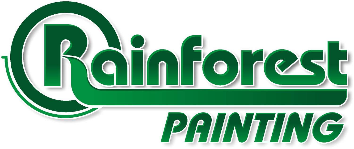Rainforest Painting logo