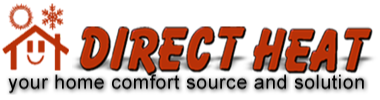 Direct Heat logo