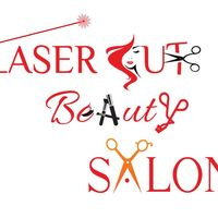 Laser Cut Beauty Salon logo