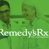 FLEETWOOD PHARMACY Remedy'sRx logo