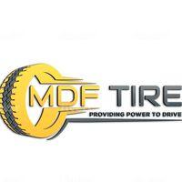 Mdf Tire logo