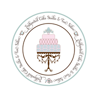 Enchanted Cake Studio & Tea Salon logo
