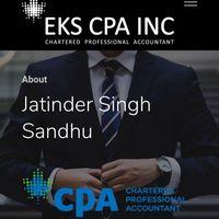 EKS CPA Inc logo
