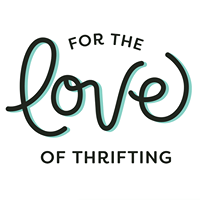 For The Love Of Thrifting logo