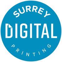 Surrey Digital Printing logo