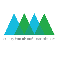 Surrey Teachers Association logo