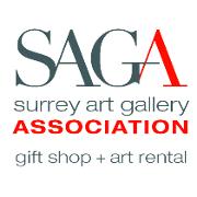 Surrey Art Gallery Association logo