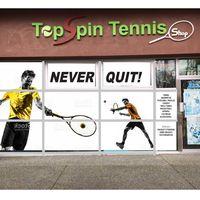 TopSpin Tennis Shop logo