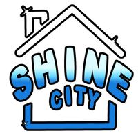 Shine City Pressure Washing logo