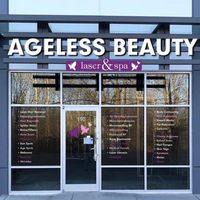 Ageless Beauty Laser & Spa logo