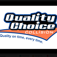 Quality Choice Collision logo
