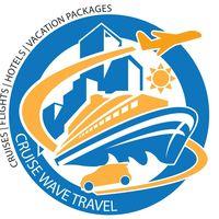 Cruise Wave Travel logo