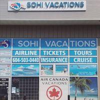 Sohi Vacations logo