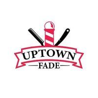 Uptown Fade Barbershop logo