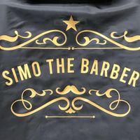 Simo The Barber logo