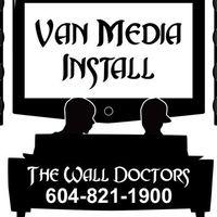 Vancouver Media Install logo