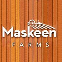 Maskeen Farms logo