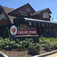 Robin Hood Liquor Store logo