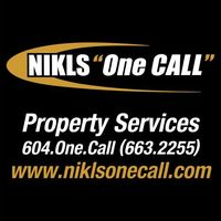 Nikls One Call Property Services logo
