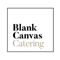 Blank Canvas Catering logo