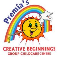 Creative Beginnings Childcare Centre logo