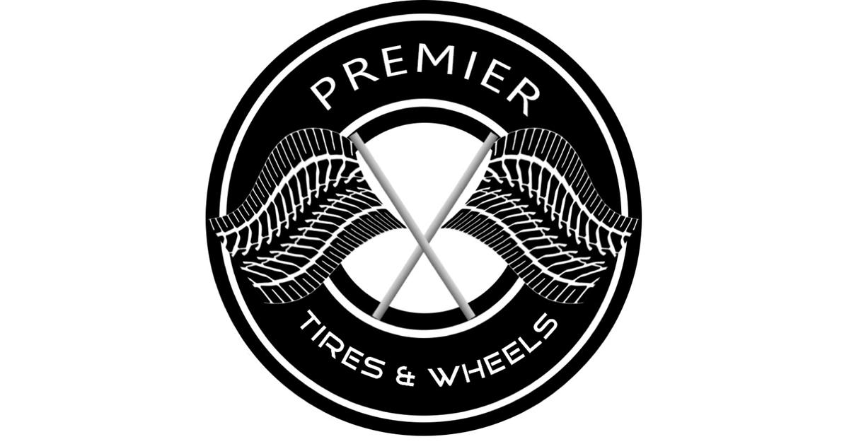 Premier Tires & Wheels | Premier Mobile Tire Service logo