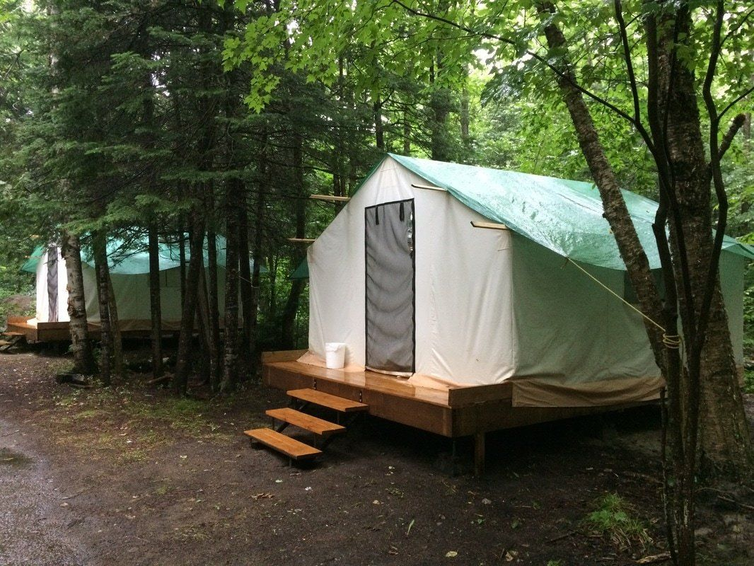 Northwest Wall Tents logo