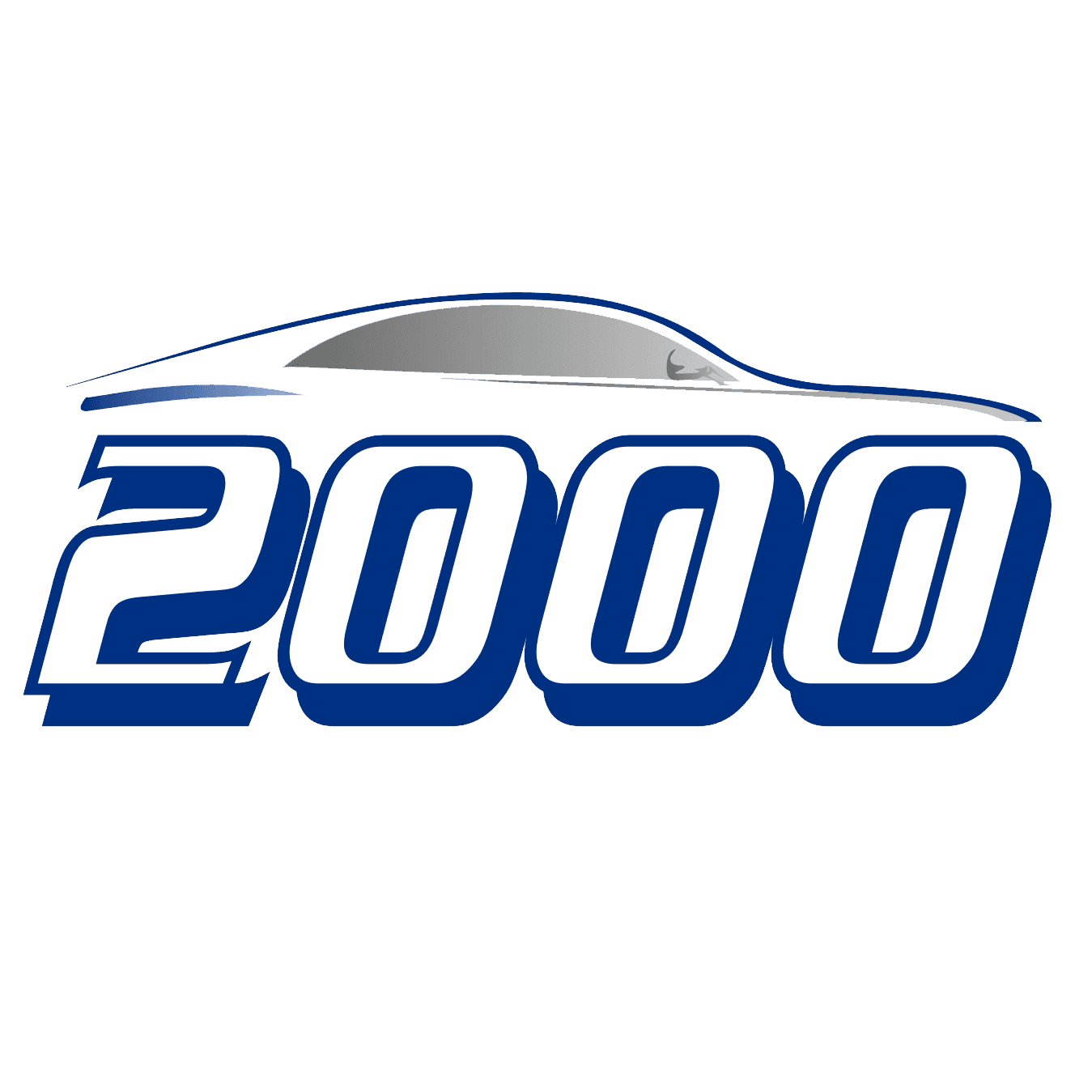 2000 Auto Collision Express & Glass logo