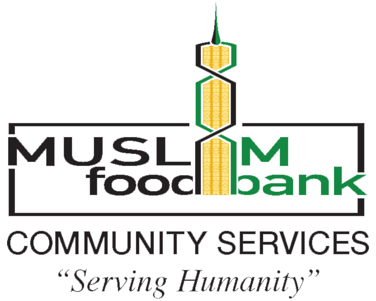 Muslim Food Bank & Community Services logo