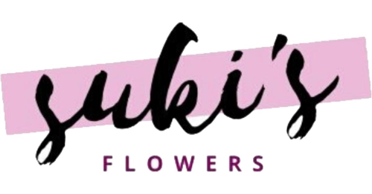 Suki's Flowers logo
