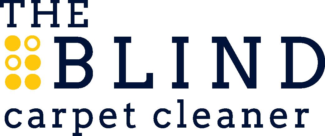 The Blind Carpet Cleaner logo