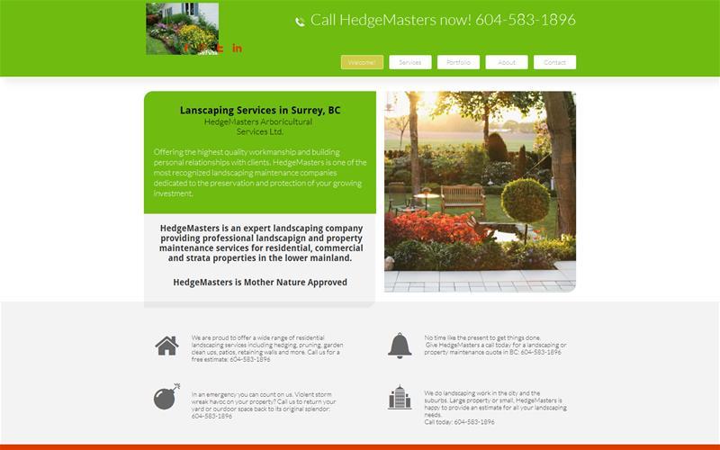 HedgeMasters Arboricultural Services Ltd logo